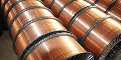 Copper Coated Mild Steel Wire