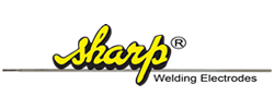 Sharp Welding Electrodes Logo