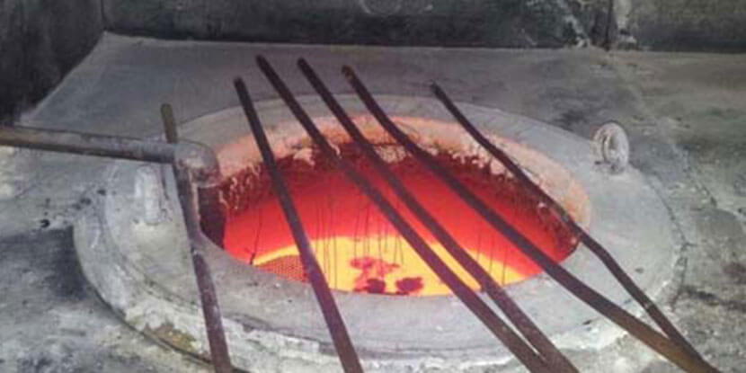 Carburising Pots