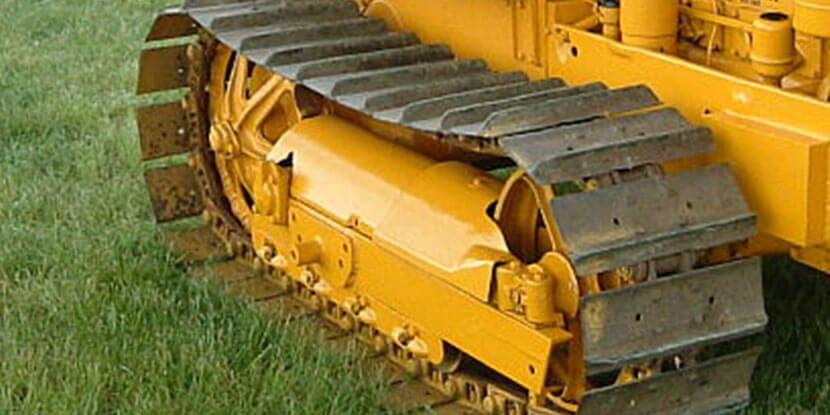Caterpillar Treads