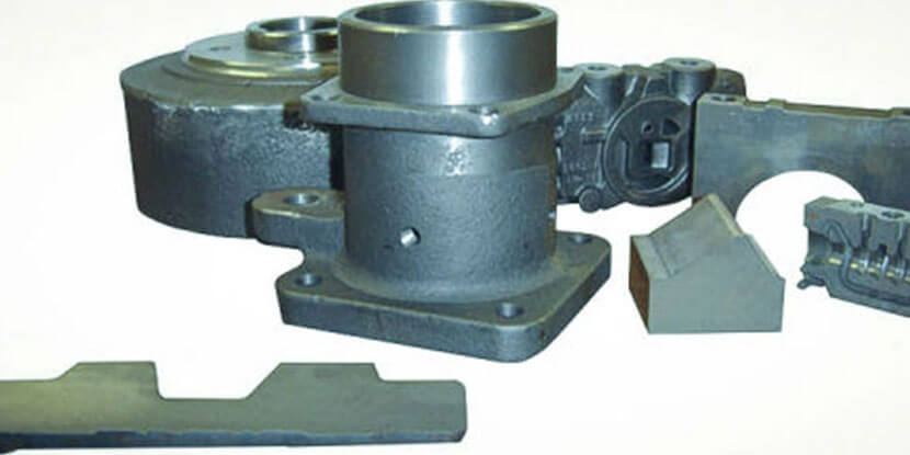 Fabricating Cast Iron Machine Components