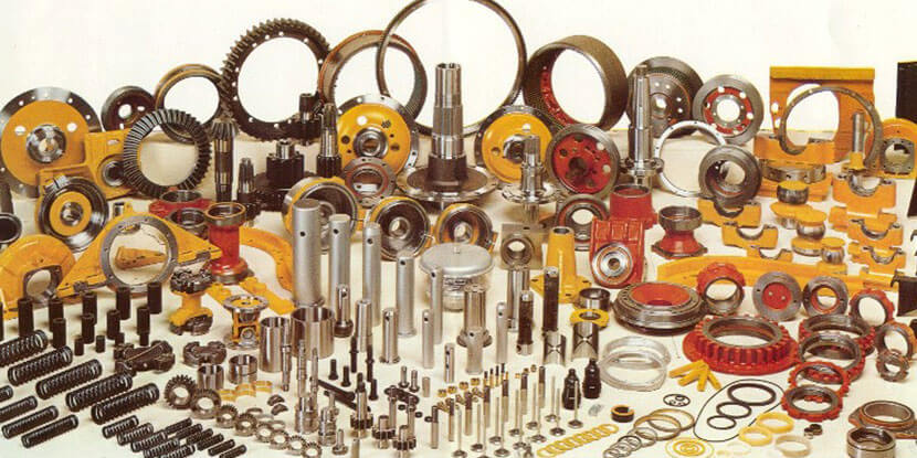 Heavy Machinery Parts