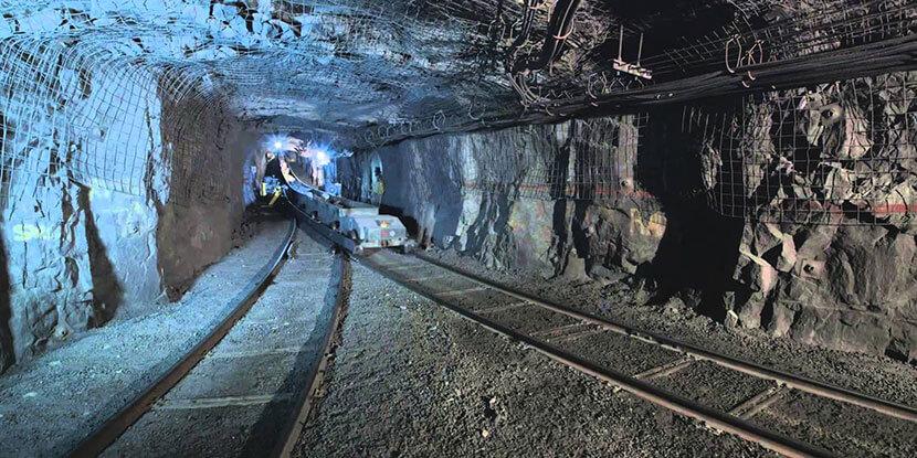 Mine Rails