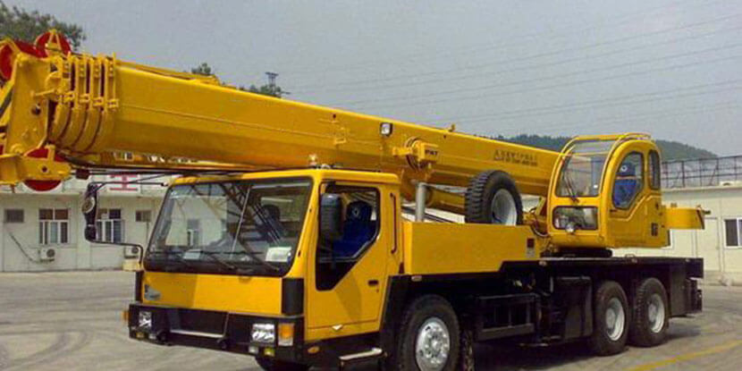 Mobile Construction Equipment