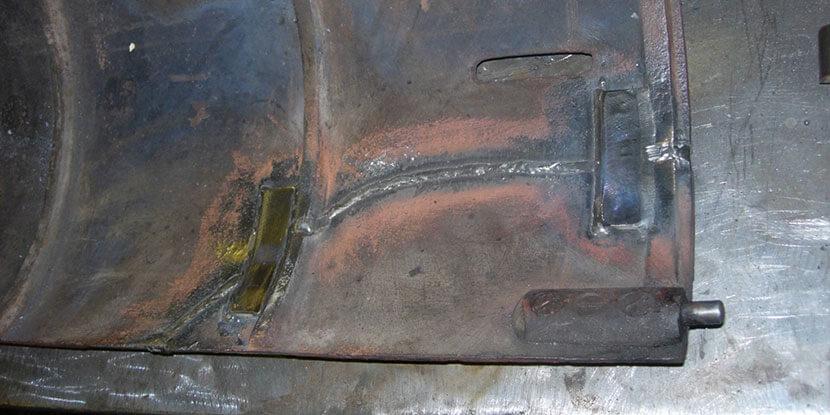 Repair in Cast Iron