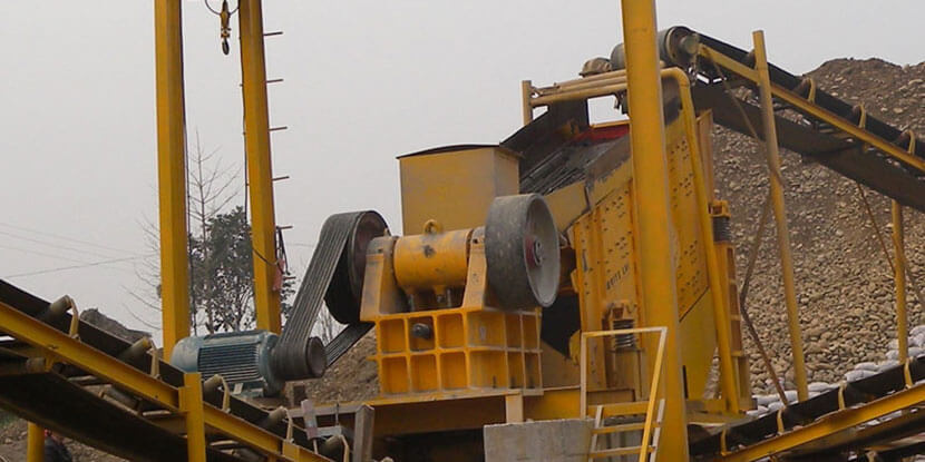 Stone Crusher Jaws
