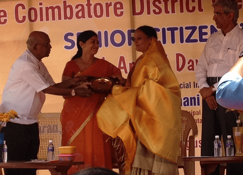 Humanitarian Service Award