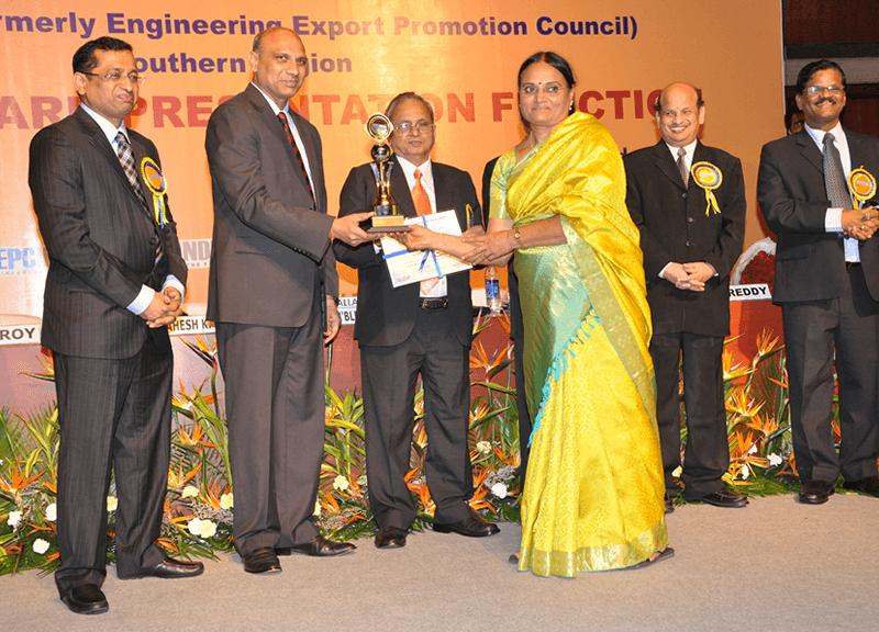 EEPC Award 2010 - 11